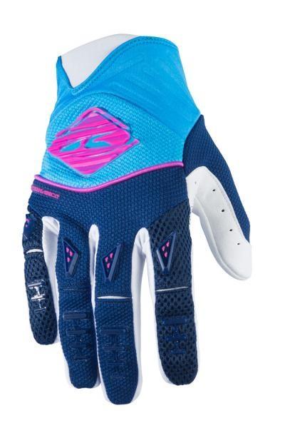 PERFORMANCE Handschuhe Erwachsene Dunkelblau Pink