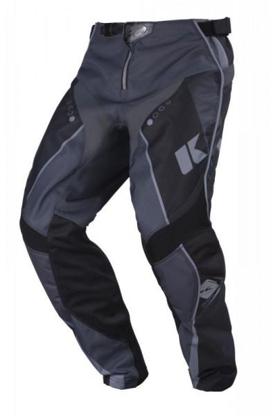 TRACK Hose Erwachsene Schwarz Grau