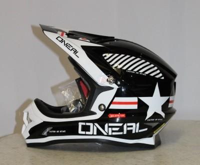 Oneal 3Series Helmet AFTERBURNER black S