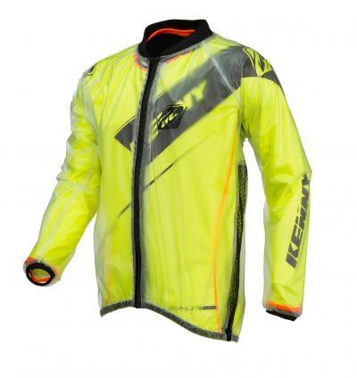 Kenny Mud jacket clear adult