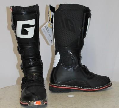 GX-1 Goodyear Stiefel / Schwarz