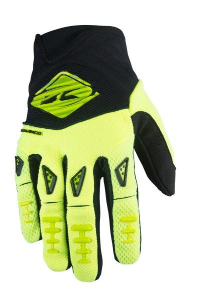 PERFORMANCE Handschuhe Erwachsene Neongelb Schwarz