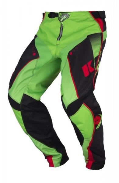 TRACK Hose Erwachsene Schwarz Grün Rot