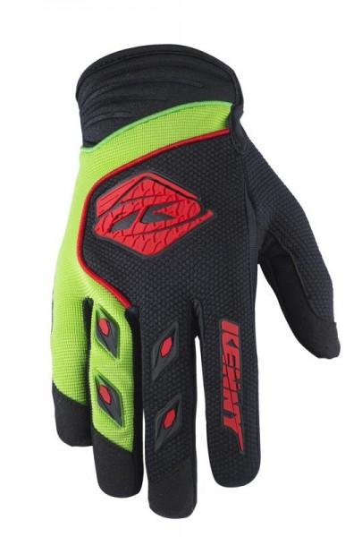 TRACK Handschuhe Erwachsene Schwarz Grün Rot