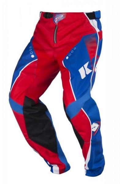 TRACK Hose Erwachsene Blau Rot