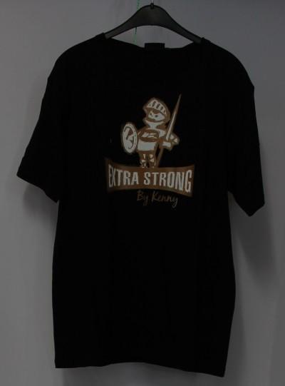 Kenny Tshirt Ritter schwarz XL