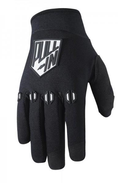 Erwachsene RACE Handschuhe Schwarz