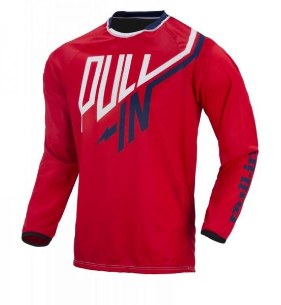 Erwachsene CHALLENGER Shirt Rot
