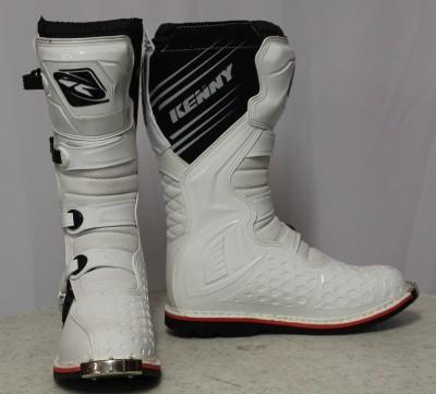 TRACK Stiefel Weiß