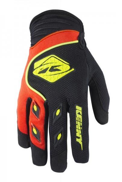 TRACK Handschuhe Erwachsene Schwarz Orange