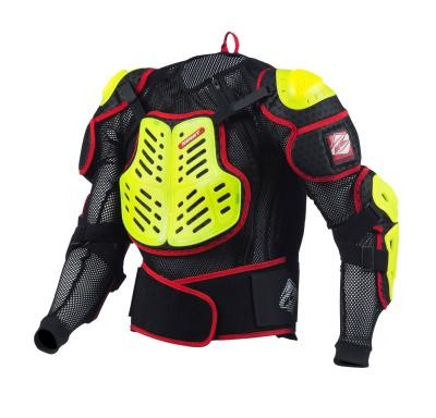 Kenny Performance safety jacket kid Neon
