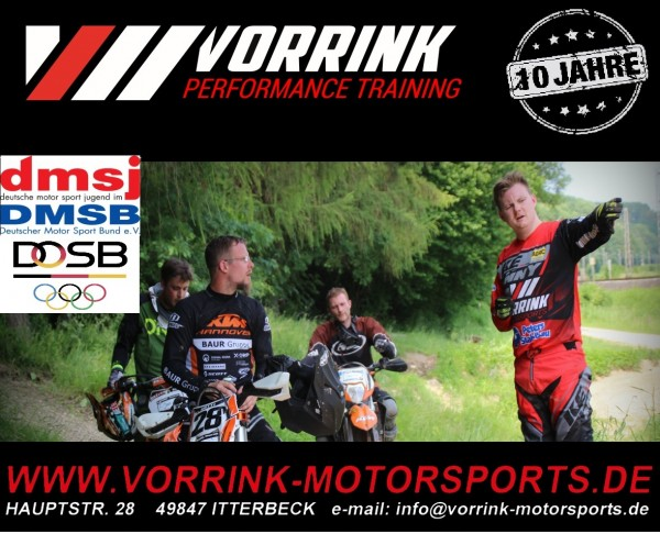 MX & Enduro Performance Training 05.09.2020 Itterbeck