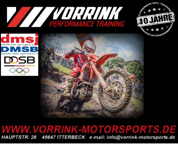 Enduro Performance Training 10.10.2020 Itterbeck
