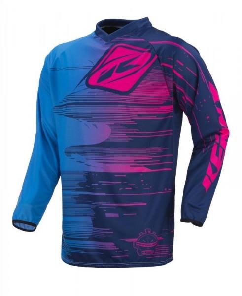 PERFORMANCE Shirt Erwachsene Blau Pink