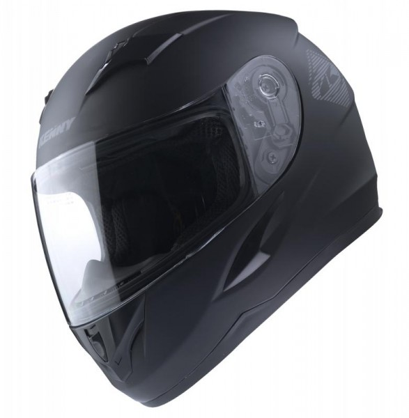 TARGA Helm Kinder Schwarz