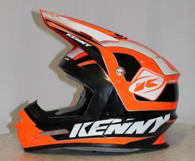 Kenny Track Neon Orange XL