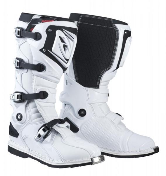 TITANIUM Stiefel Weiß