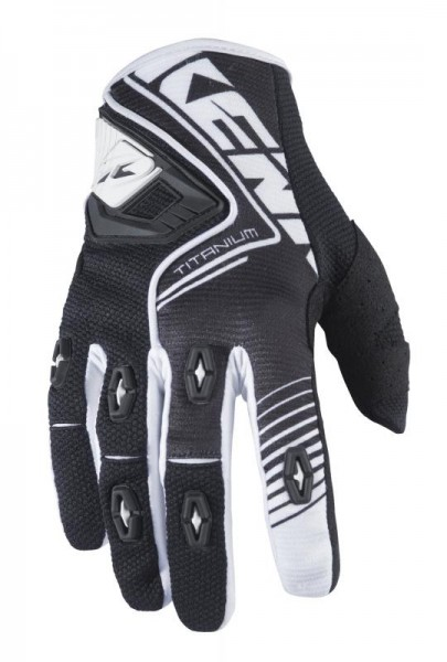 TITANIUM Handschuhe Erwachsene Schwarz
