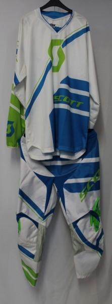 Scott Combo blau weiß grün L / 34
