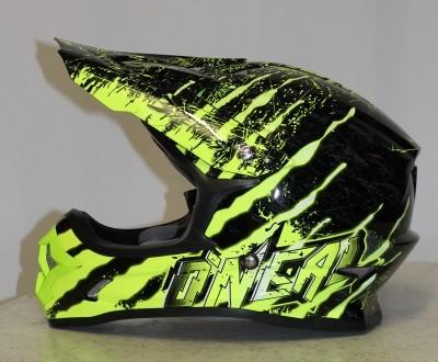 Oneal 3Series Helmet MERCURY black/hi-viz S