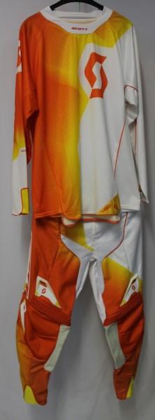 Scott Combo orange gelb weiß XL / 34
