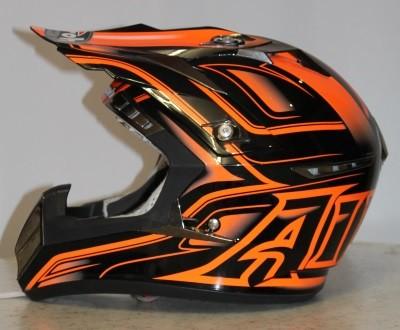 CR 900 Neon Orange XL
