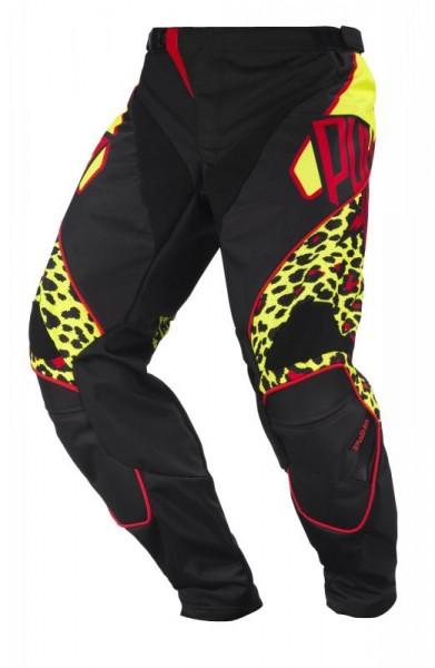 Erwachsene RACE Hose Leopard