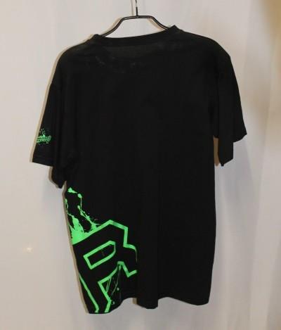 IR Tshirt Flash grün