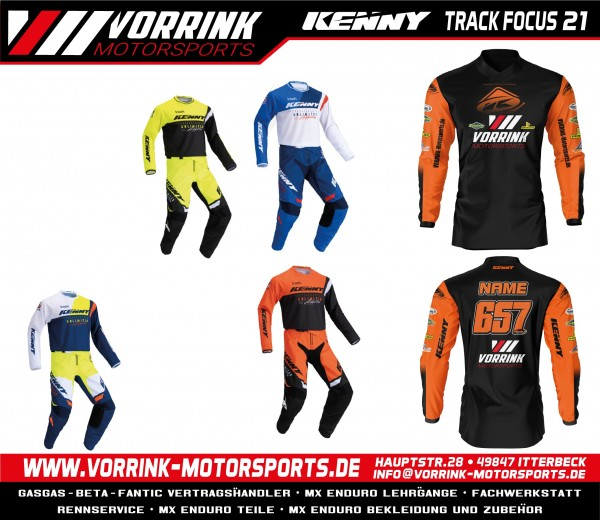 KIDS KENNY TRACK FOCUS COMBO 2021