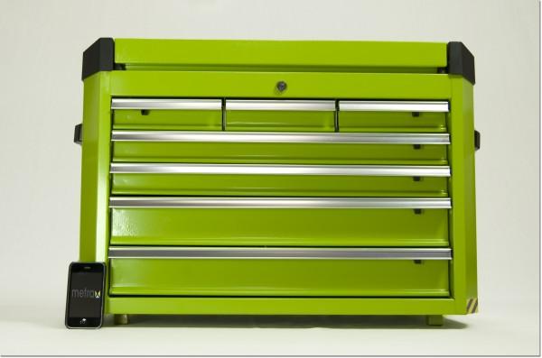 Werkzeugkiste Professional Serie grün
