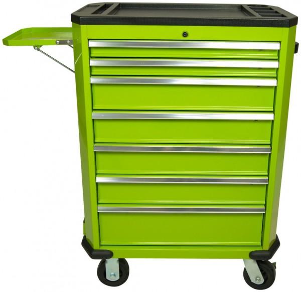 Werkzeugwagen Professional Serie grün